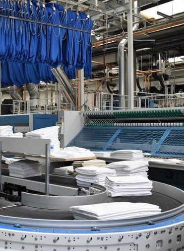 Linen Management Solution IntelTagRFID