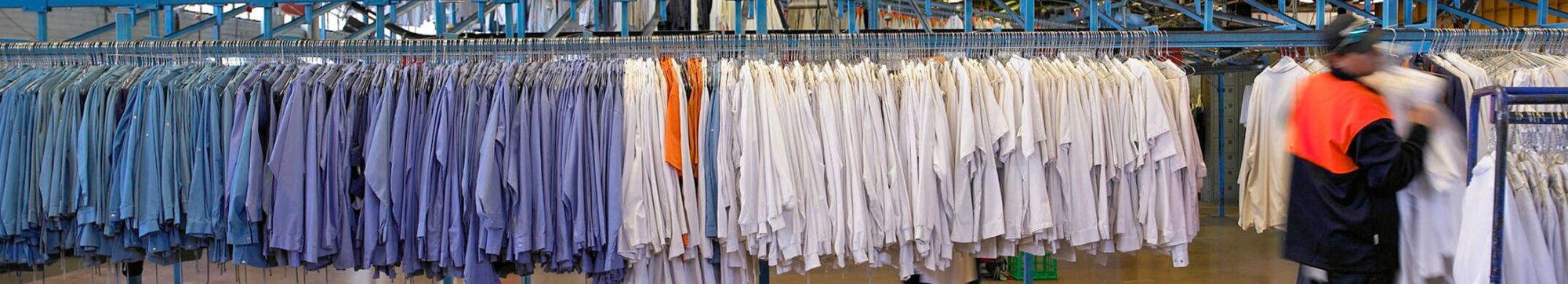 IntelTagRFID About us Laundry