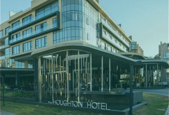 Johannesburg's Most Exclusive Hotel, The Houghton, installs Inteltag's RFID System and halt's theft of linen, garments and remote controls